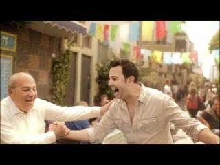 Humus Tzabar Lior Narkis TV ad