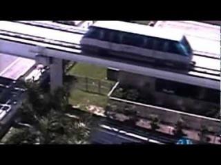 UNCUT Zombie Attack Footage Miami - Enhanced color