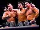 Nobuhiko Takada,Masahito Kakihara,Yuhi Sano vs. Gedo,Jado,Hiromichi Fuyuki