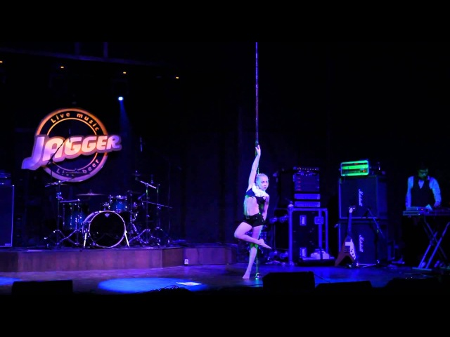 Trifonova Olga (10 y.o) The Pole Dance Studio