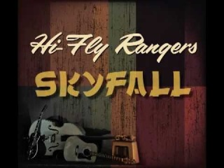 SKYFALL - Country Rockabilly version by Hi-Fly Rangers