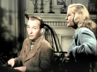 Bing Crosby  White Christmas 1942 colour