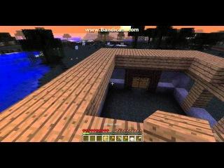 minecraft Vedmak- Дом На Болоте Часть 2 Minicraft