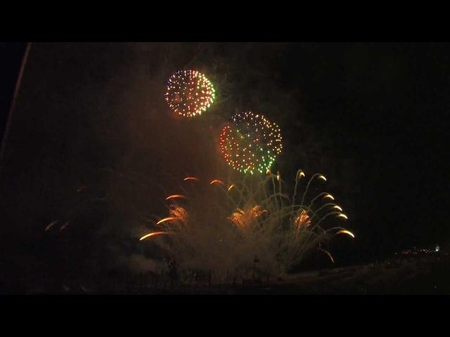 Int. Vuurwerk Festival Knokke-Heist 2012 Scarpato PyroEmotions - Italy - Italië - Fireworks