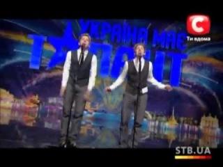 Double Life - Украина мае талант 4 сезон