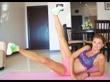 Качаем ягодицы и передние мышцы бедра/Strong Buttocks (KatyaEnergy)