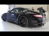 Porsche 997 TechArt GT Street R - Lovely sounds!! - 1080p HD