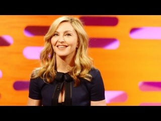 Madonna Talks Lady Gaga - The Graham Norton Show - Series 10 Episode 10 - BBC One