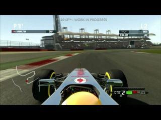 Codemasters F1 2012 Circuit of the Americas - [by World of Games]