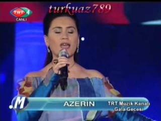AZERİN-ÇIRPINIRDIN KARADENİZ (TRT Müzik Kanalı Gala Gecesi CANLI)