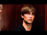 Gossip Girl - awkward gay scene (Nate and Chuck)