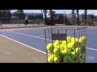 A Day In The Life of Victoria Azarenka