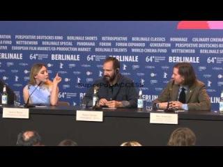 Берлинский кинофестифаль 2014: Сирша Ронан говорит о работе с остальным актерским составом фильма «Отель «Гранд Будапешт»