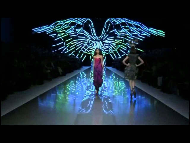 Alexander McQueen | Spring Summer 2008 Full Fashion Show | Exclusive. Коллекции Александра Маккуина (Макквина)