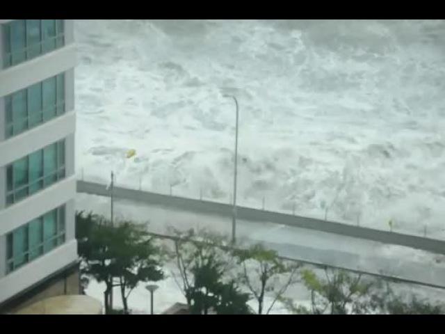 Тайфун Sanba