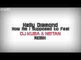 Kelly Diamond - How Am I Supposed To Feel (DJ KUBA &amp NE!TAN Remix)