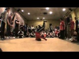 United ZooEast Side Bboys vs Flow Kings Back To Da School 2011