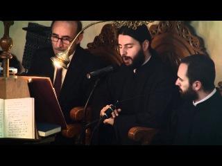 Диакон Панагиотис Кабарнос. Греческое православное песнопение.
