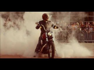 #HD110 Burnout - Harley-Davidson 110th Anniversary - How are you celebrating?