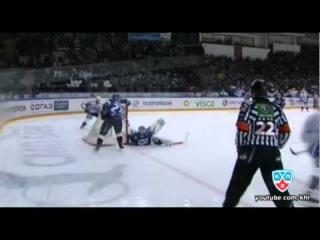 Сибирь - Динамо Минск 5:2 / Sibir - Dinamo Minsk 5:2