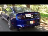 2013 Ford Mustang V6 Manual Review, Walk Around, Start Up & Rev, Test Drive