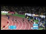 Asafa vs Gatlin Doha 100m