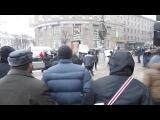 6 девушек вступились за гея на митинге в Воронеже