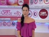 [star] Nam gyu ri, mini-skirts(남규리, 짧은 치마 퍼레이드)