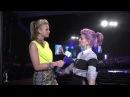 On-the-Scene with Teen:  Jeannie Mai and Kelly Osbourne