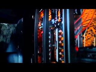 Hulk Chases Black Widow (Hulk vs. Black Widow / Bruce Banner vs. Natasha Romanoff)