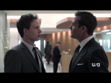 Suits + Burn Notice: The perfect arrangement, all summer long!