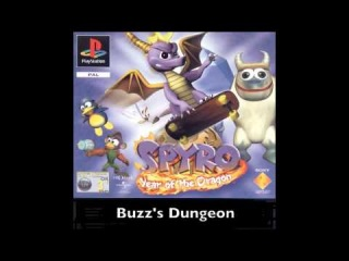 Spyro 3: Year of the Dragon Soundtrack - Buzz's Dungeon