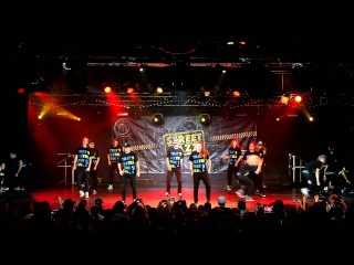 SHERMAN SASHA choreography (hip-hop performance) LITTLE BIG FAMILY