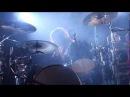 Jen Ledger, Skillet Drummer - Drum Solo (25.11.2011 Milk Moscow)