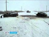 В Тоцком районе в ДТП погибли четыре человека