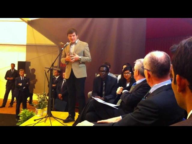 Domanda di Kan Abkhazo al Premier Monti