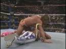 Ultimate Warrior vs Macho Man  WrestleMania 7 HIGHLIGHTS