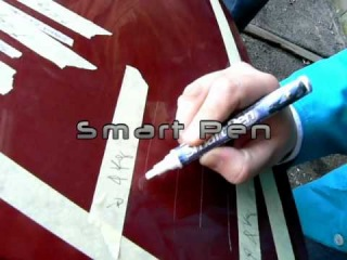 Test pennarelli ritocco auto: Scratch Free, Fix it Pro e Smart Pen