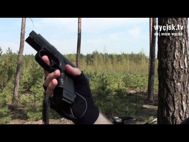 Walther CP99 Compact - обзор