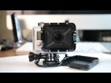 GoPro Hero2 Dive Housing Review (Comparison footage of new vs old housing)