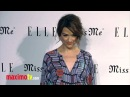 TEEN WOLF Crystal Reed at ELLE and Miss Me Album Release Party ARRIVALS