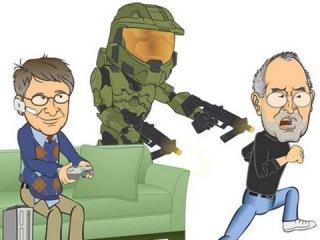 Gates vs. Jobs II: SuperNews!