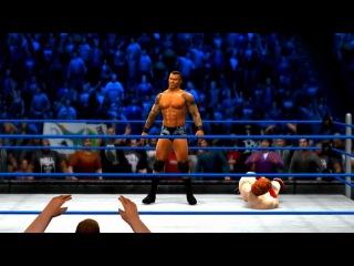 WWE 13: Randy Orton vs Sheamus (Extreme Rules)