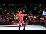 WWE '13 - Ken Shamrock Entrance + Finisher