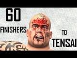 WWE 13   60 Finishers to Tensai