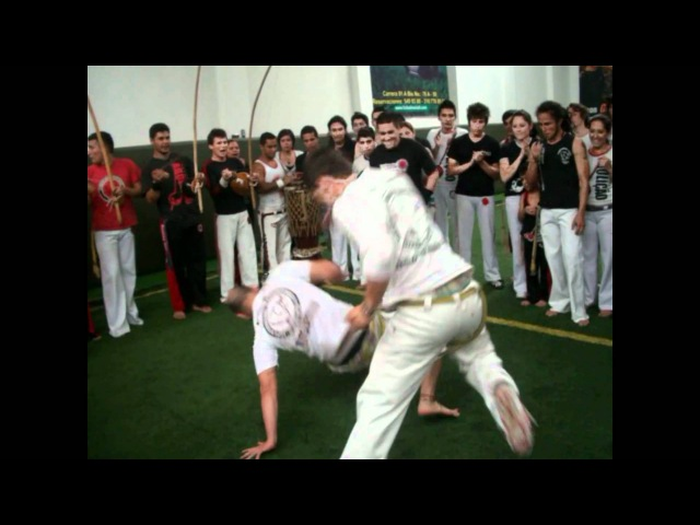 Capoeira abolicao colombia VENENO E MOLEQUE 2