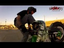 West Coast Winter Sesh LOL Motorcycle Wheelies Streets Tricks Crashes Stunt Spot Stunts