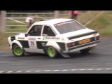 Barry Ryan &amp Emmet Sherry Galway Summer Rally 2012 Pure Engine Sound