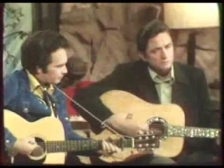 Merle Haggard & Johnny Cash - Sing Me Back Home