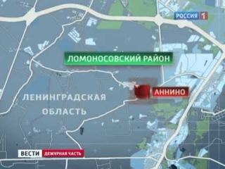 В Ленинградской области 22 августа 2012 года разбился самолет Ан-2